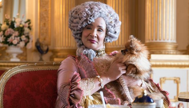queen charlotte spinoff announced by netflix bridgerton series limited lady danbury lady bridgerton