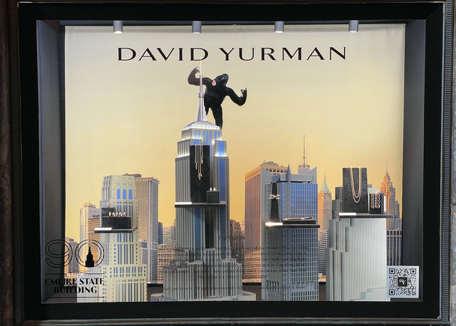 david yurman empire state building collection  elle decor
