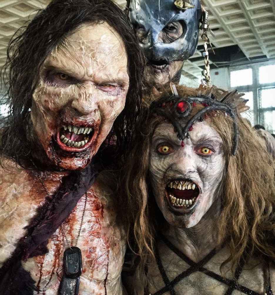 The 'Army of the Dead' King and Queen Zombies Are Hot in Real Life