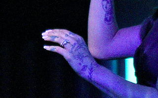 Ariana Grande wedding ring