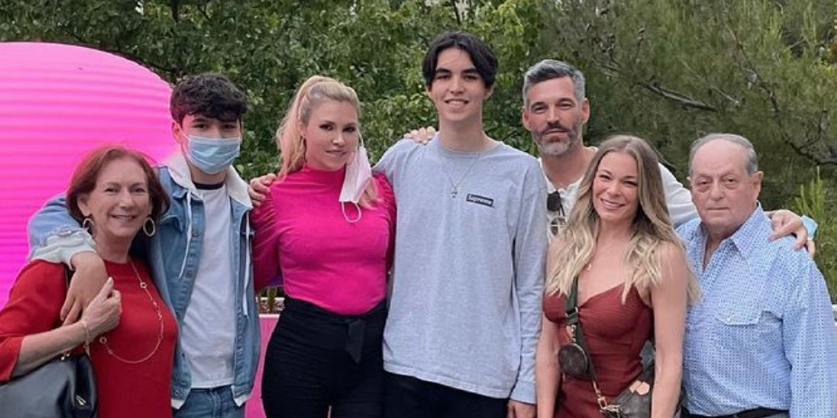 Fans Call Out LeAnn Rimes and Brandi Glanville on Instagram After Seeing Family Photo