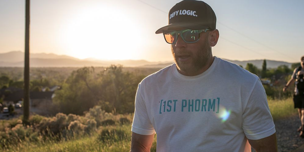 Why He's Completing 100 Ironman-Distance Triathlons in 100 Days