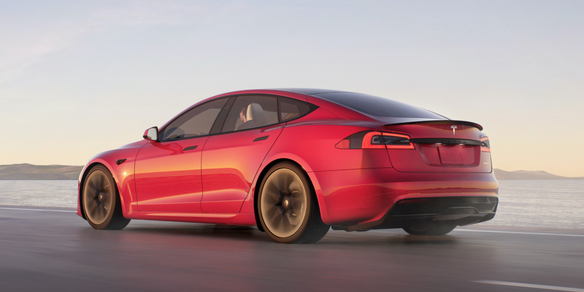 1020-HP Tesla Model S Plaid Gets Price Hike ahead of 'Delivery Event'