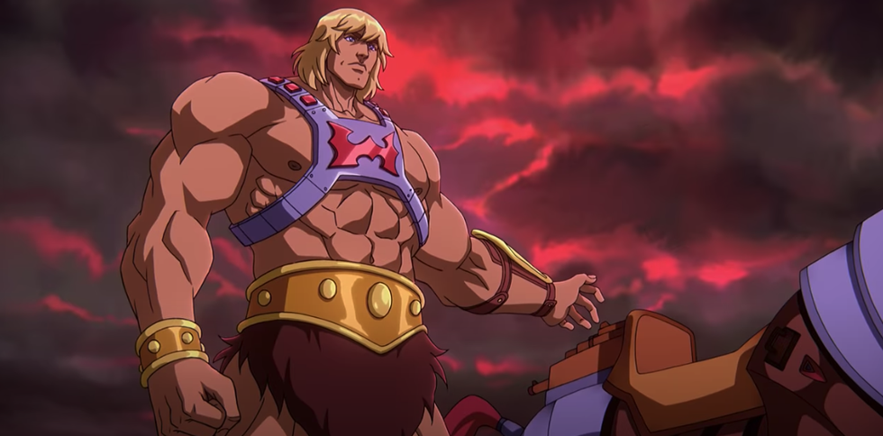 <p>The First <em>Masters of the Universe: Revelation</em>Trailer Teases an Epic He-Man and Skeletor Battle thumbnail