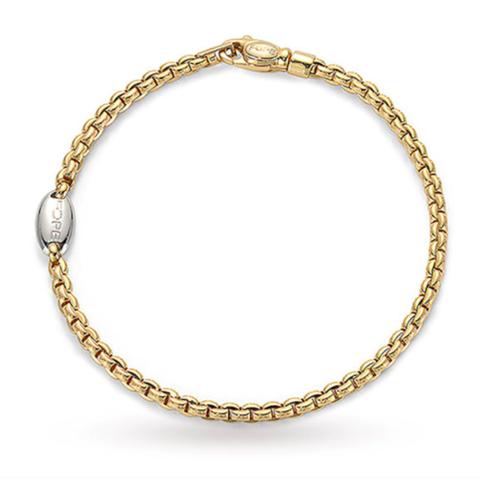 gold chain bracelets  fope