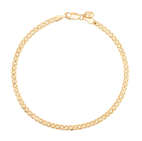 gold chain bracelets  maria black