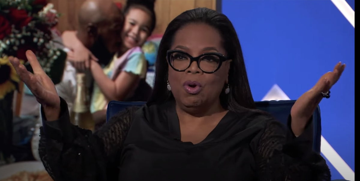 Oprah Surprises Five Dads With a Trip to Hawaii During OWN's Father's Day Special