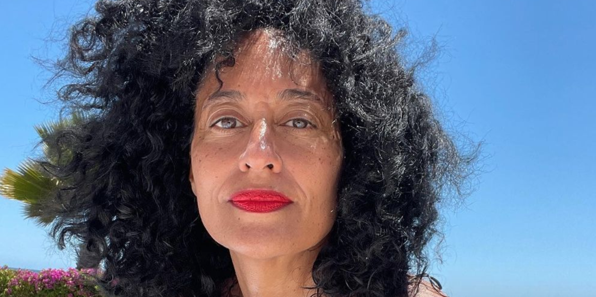 Tracee Ellis Ross, 48, And Her Toned Abs Are Working A Bikini In New Instagram Photos