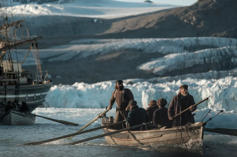 the north water everything you need to know about the new bbc drama