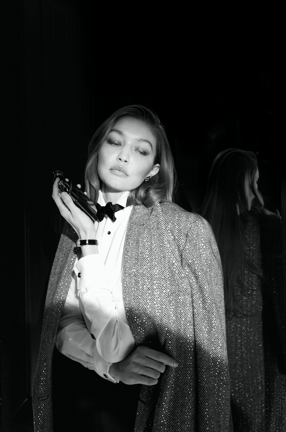 Gigi Hadid on Motherhood, Beauty, and Her New Ralph's Club Fragrance Campaign
