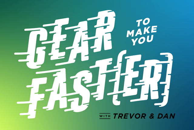 gear to make you faster