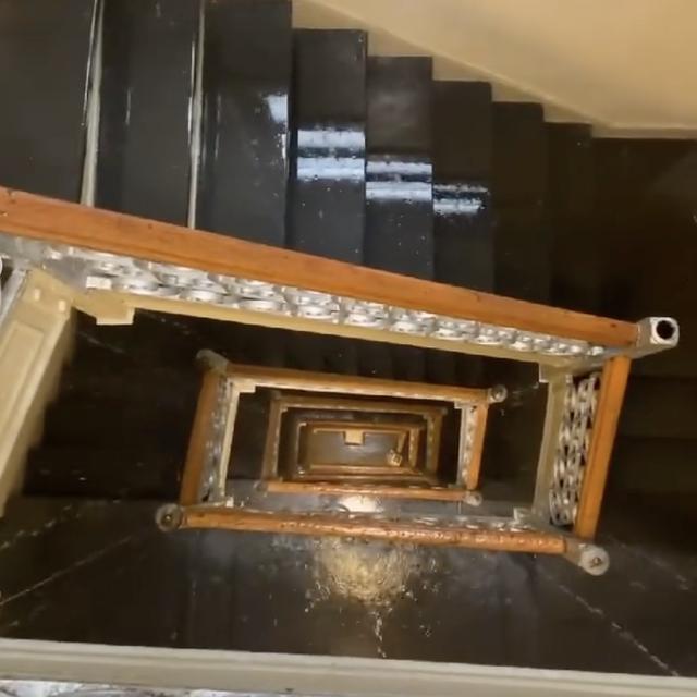 new york subway flood apartment