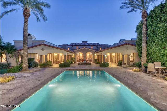 $63 million mansion