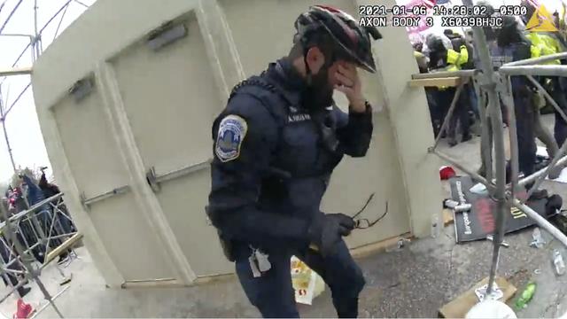 capitol riot video