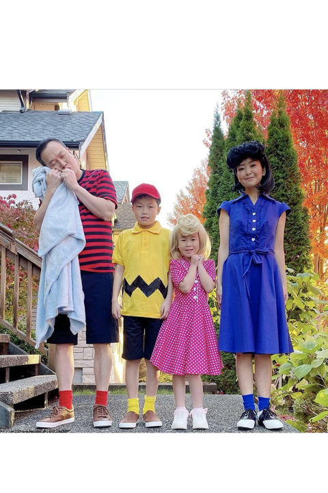 peanuts costume