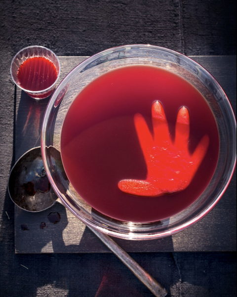 fall party ideas punch