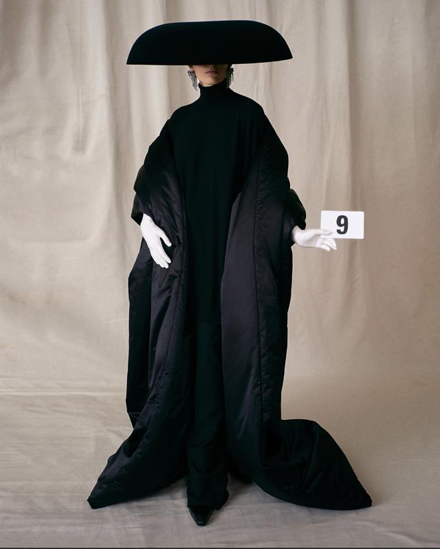 balenciaga couture