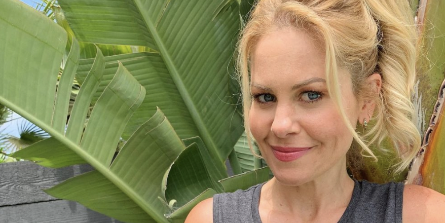 Candace Cameron Bure Shares How Staying Active Helps Her 'Deal With Depression'