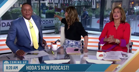 'today' show fans had super epic reactions to a streaker ruining a segment this week