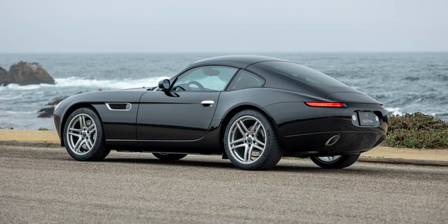 The Stunning Z8 Coupe We've Always Dreamed of Finally Exists