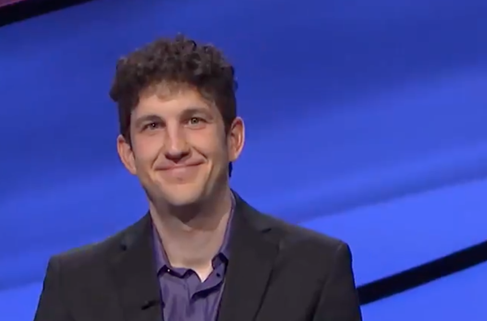 'Jeopardy!' Fans Are Thinking the Worst After Matt Amodio Posts Cryptic Tweets