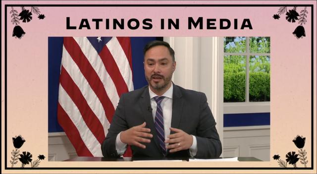 latinos in media livestream