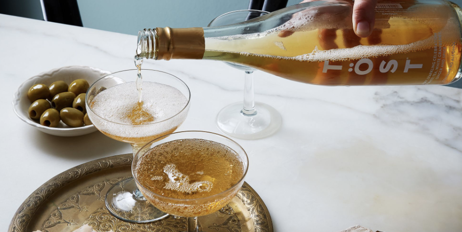 Meet the 9 Non-Alcoholic Drinks That Deserve a Place on Your Bar Cart This Holiday Season