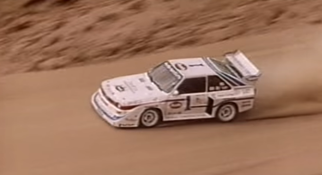 bobby unser at pikes peak in 1986