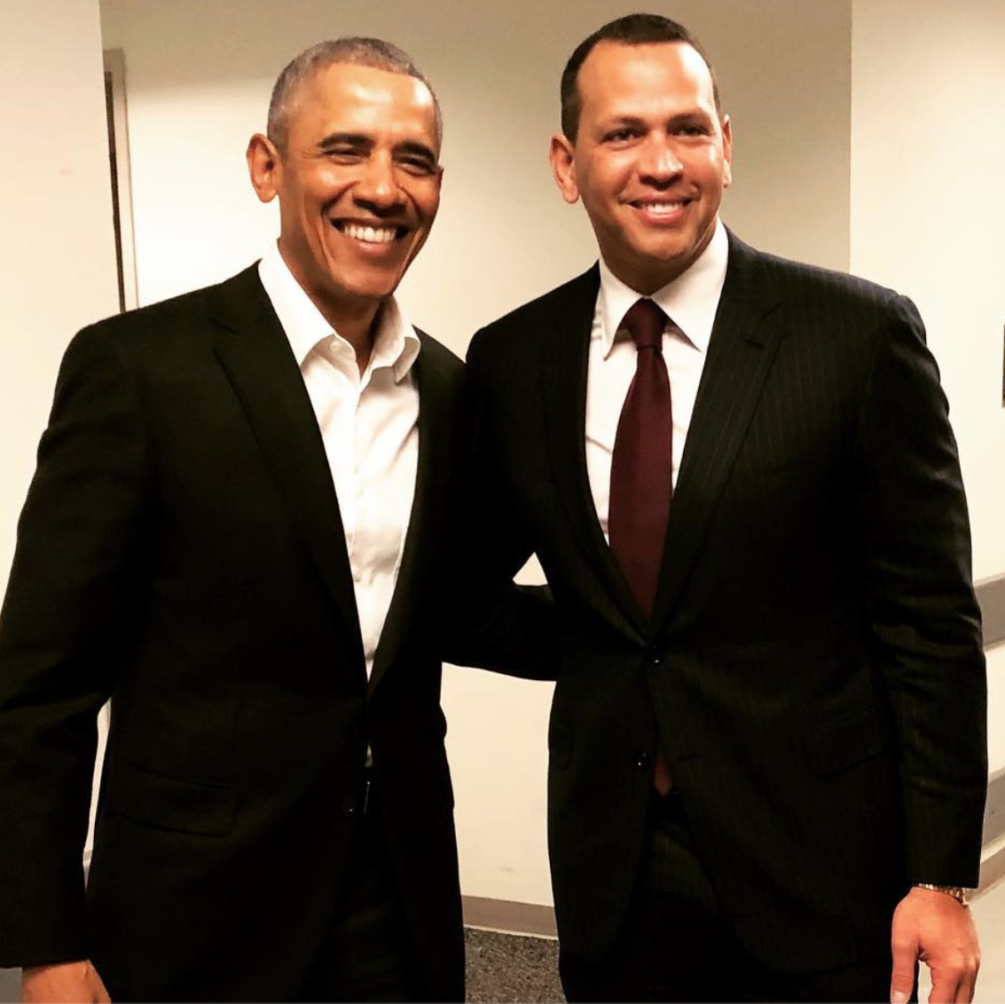 Obama Sent A-Rod and J-Lo a Note to Congratulate Them on Their Engagement