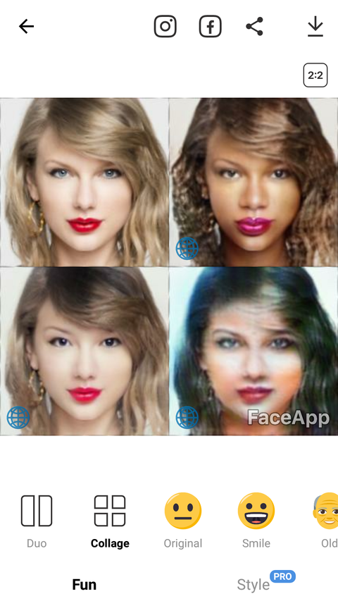 f77be0790a40 FaceApp Ethnicity Filters Make You Look Like a Different Race