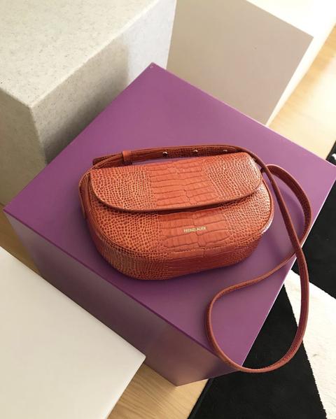 borsa stampa cocco, mini bag 2019