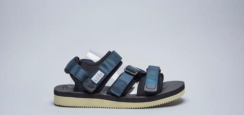 Footwear, Blue, Shoe, Product, Sandal, Electric blue,