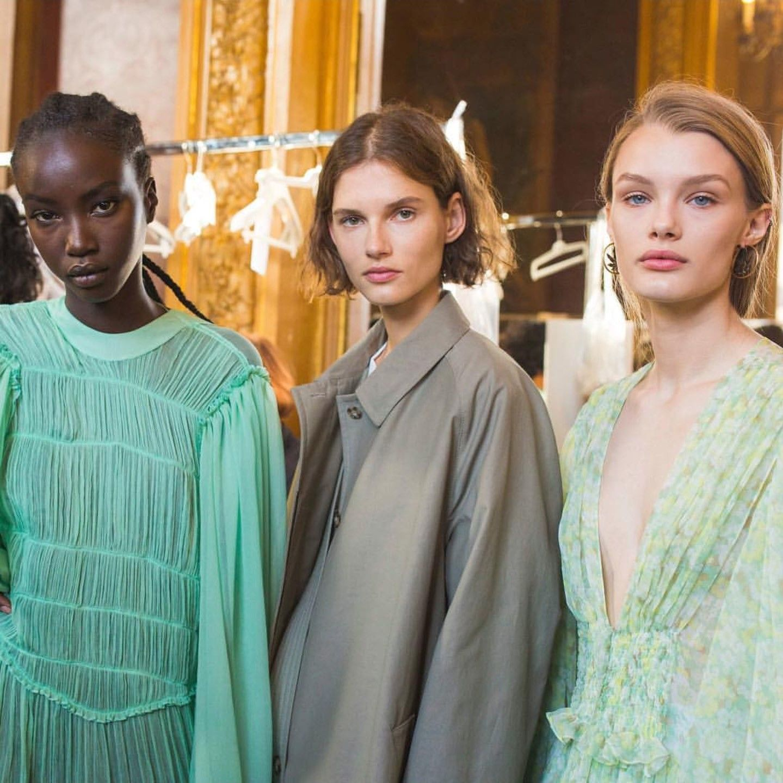 【巴黎時裝週】Stella McCartney - Runway - Paris Fashion Week - Spring/Summer 2019