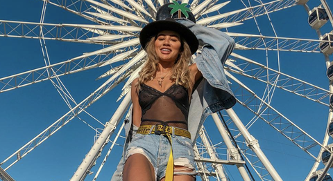 Love Island's Montana Brown gives an insight into what Coachella is actually like
