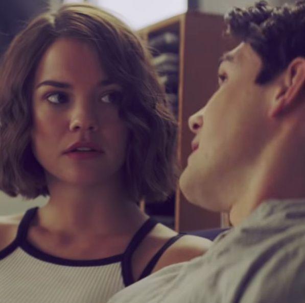 "Netflix's The Last Summer stars KJ Apa and Maia Mitchell admit their sex scene was ""revolting"""