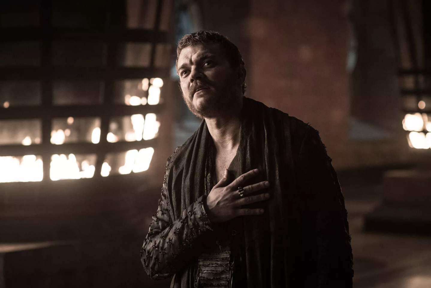 Game of Thrones fans aren't happy about that Euron Greyjoy and Jaime Lannister scene
