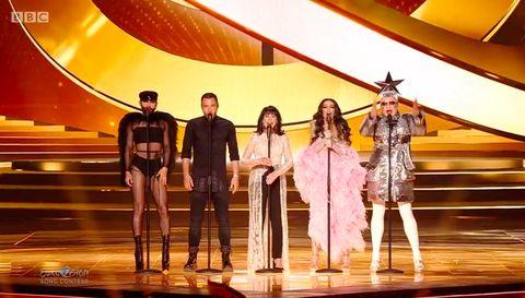 Znalezione obrazy dla zapytania eurovision 2019 finale verka