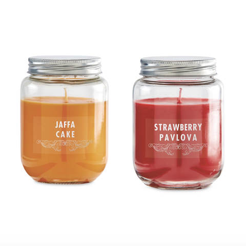 Aldi launches cake-scented candles