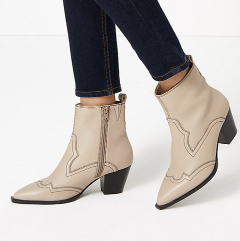 Best high street ankle boots for autumn