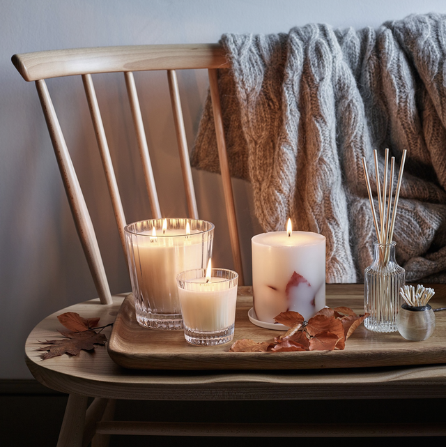 The best new candles for autumn