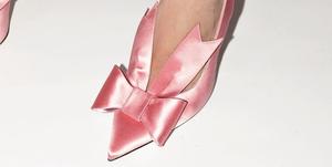 attico LVR EXCLUSIVE, sandali attico, scarpe in satin, sandali in satin, scarpe moda autunno 2019