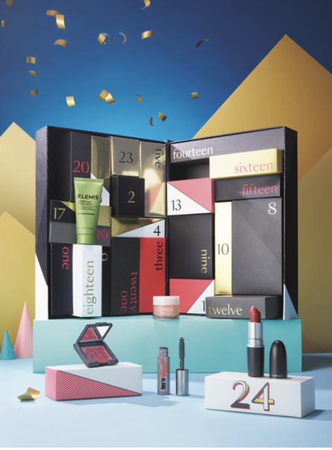 Debenhams launches £45 beauty advent calendar worth £190