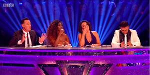 Strictly Come Dancing week 10