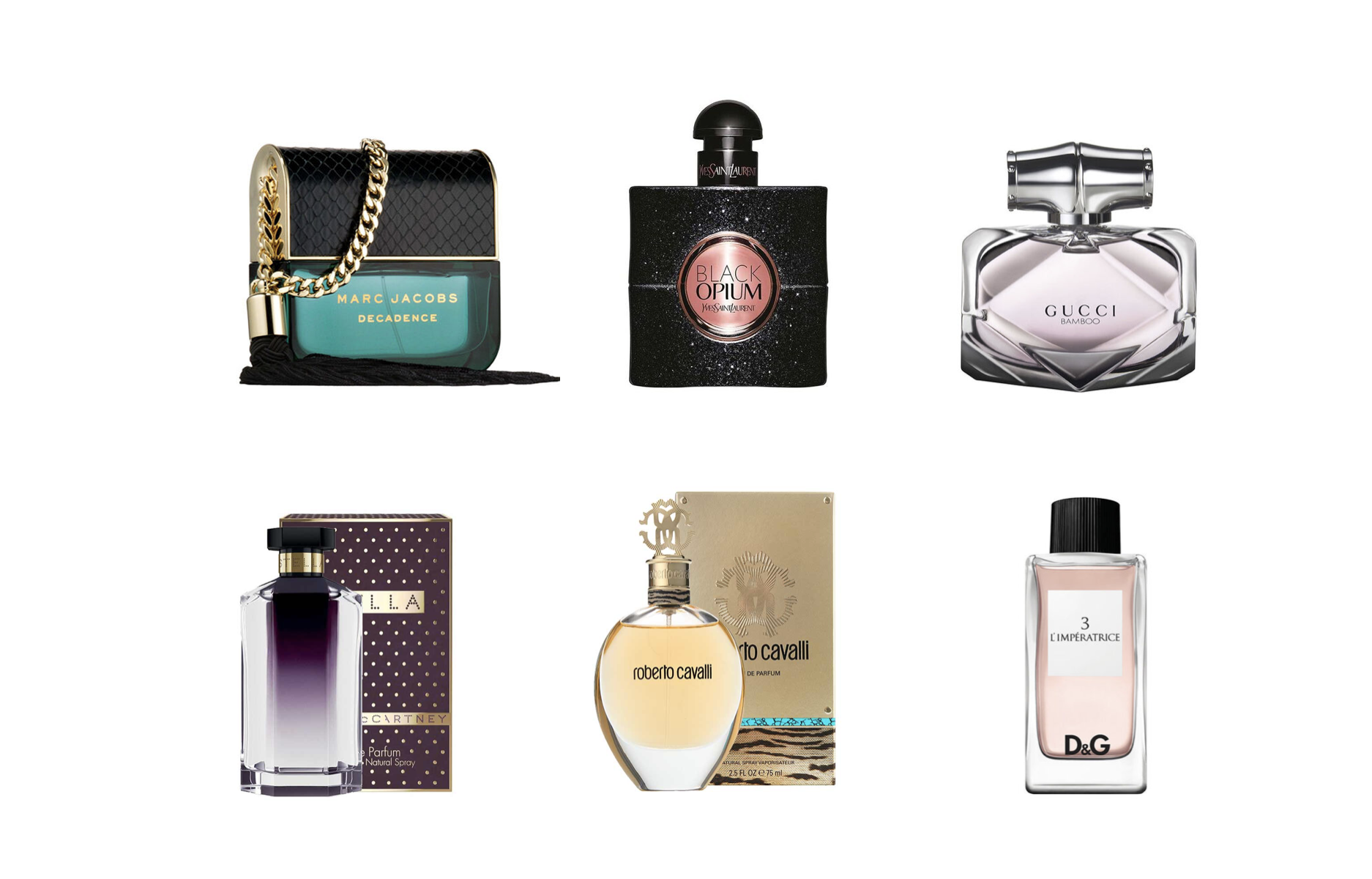 These are the bestselling perfumes of 2019