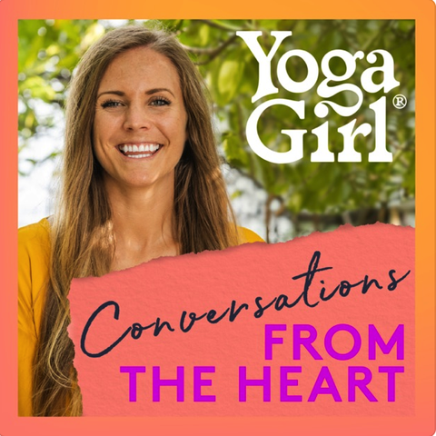 Yoga Girl Daily Podcast, best podcasts for women