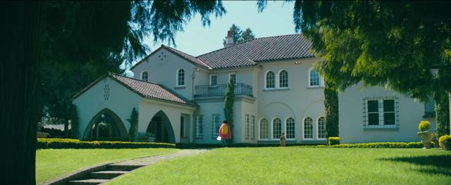 the casa mia mansion