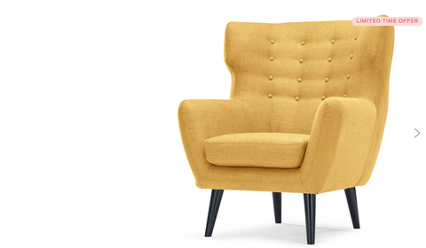Chair, Furniture, Yellow, Beige, Club chair, Comfort, Armrest, Leather,