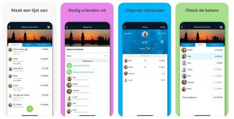 WieBetaaltWat app