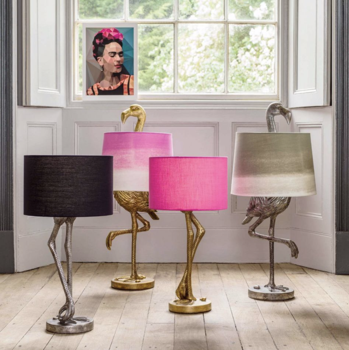 12 Best Unusual Table Lamps For Eclectic Interiors