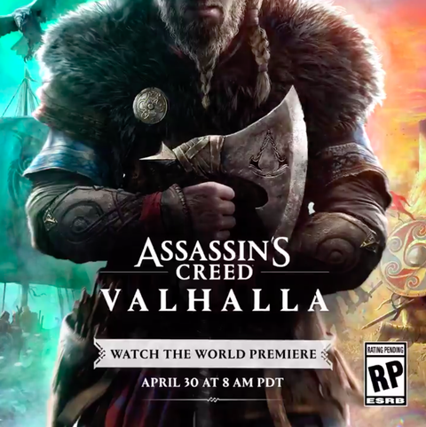 Assassin S Creed Valhalla First Trailer For Viking Era Game